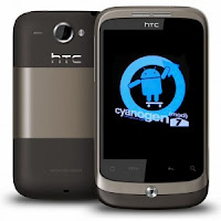 Upgrade HTC Wildfire