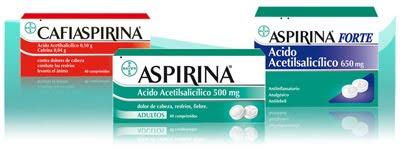 Mundo Das Marcas: ASPIRINA