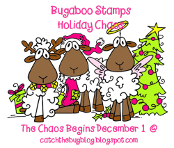 Bugaboo Stamps Holiday Chaos