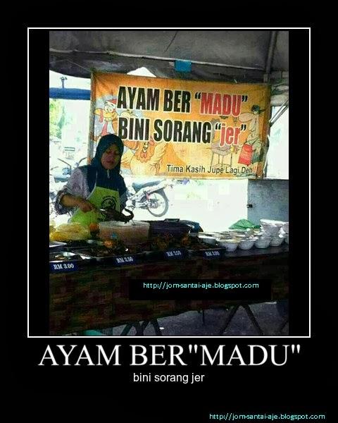 "AYAM BER""MADU"""