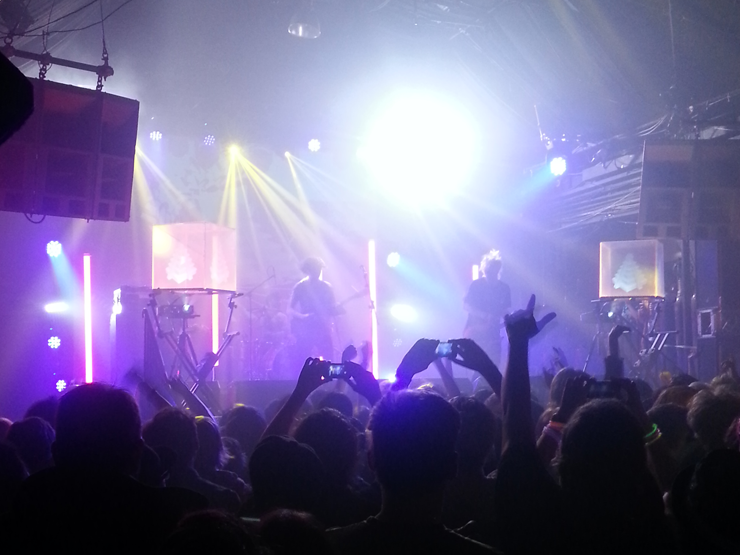 Anamanaguchi: Endless fantasy tour. London, 2013 | Random J blog