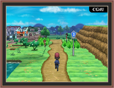 Pokemon Game Screenshots