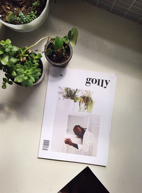 Golly Magazine