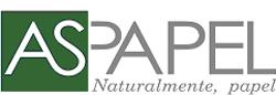 logotipo Aspapel