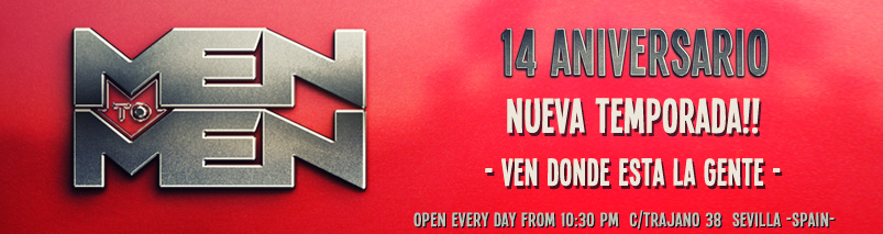 ★ MEN TO MEN Bar  Web Oficial