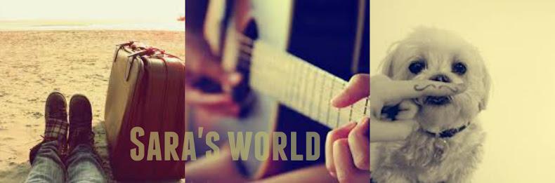 Sara's world