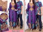Busana Muslim Gamis Couple GC1517 HABIS
