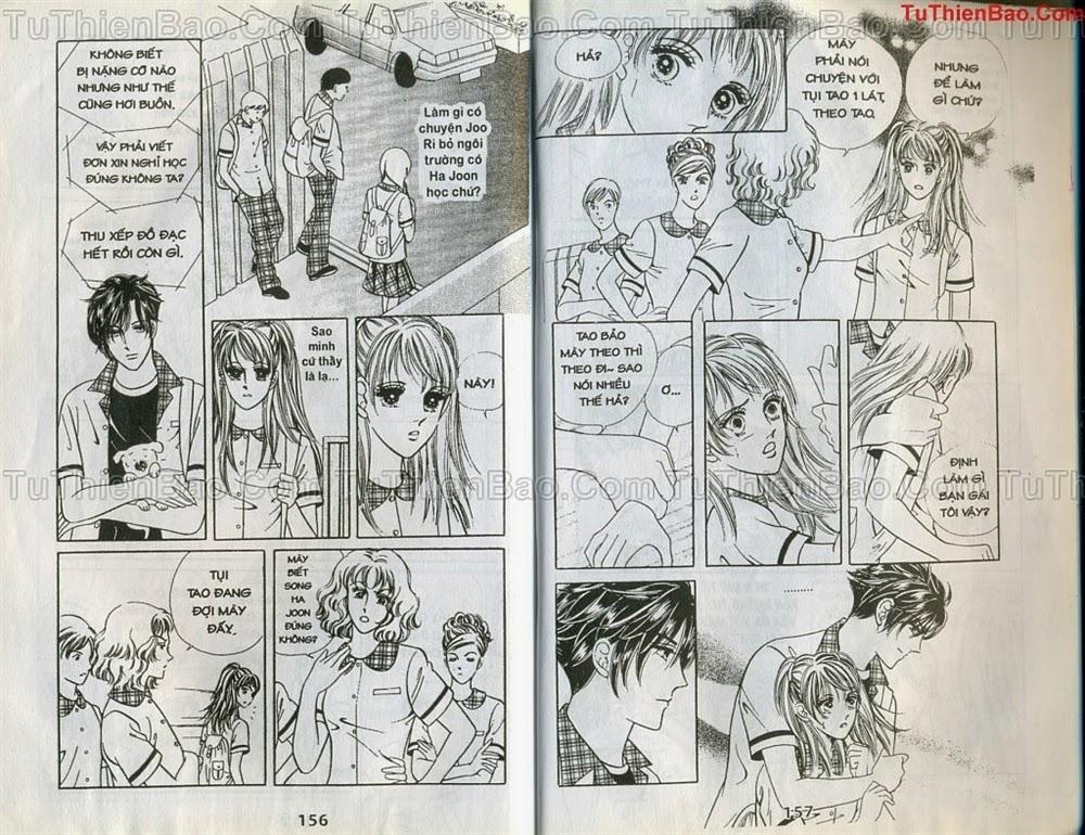 Nữ sinh chap 6 - Trang 79
