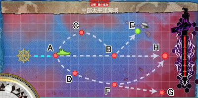E-3霧の艦隊艦隊決3