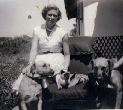 Mama and her beloved animals
