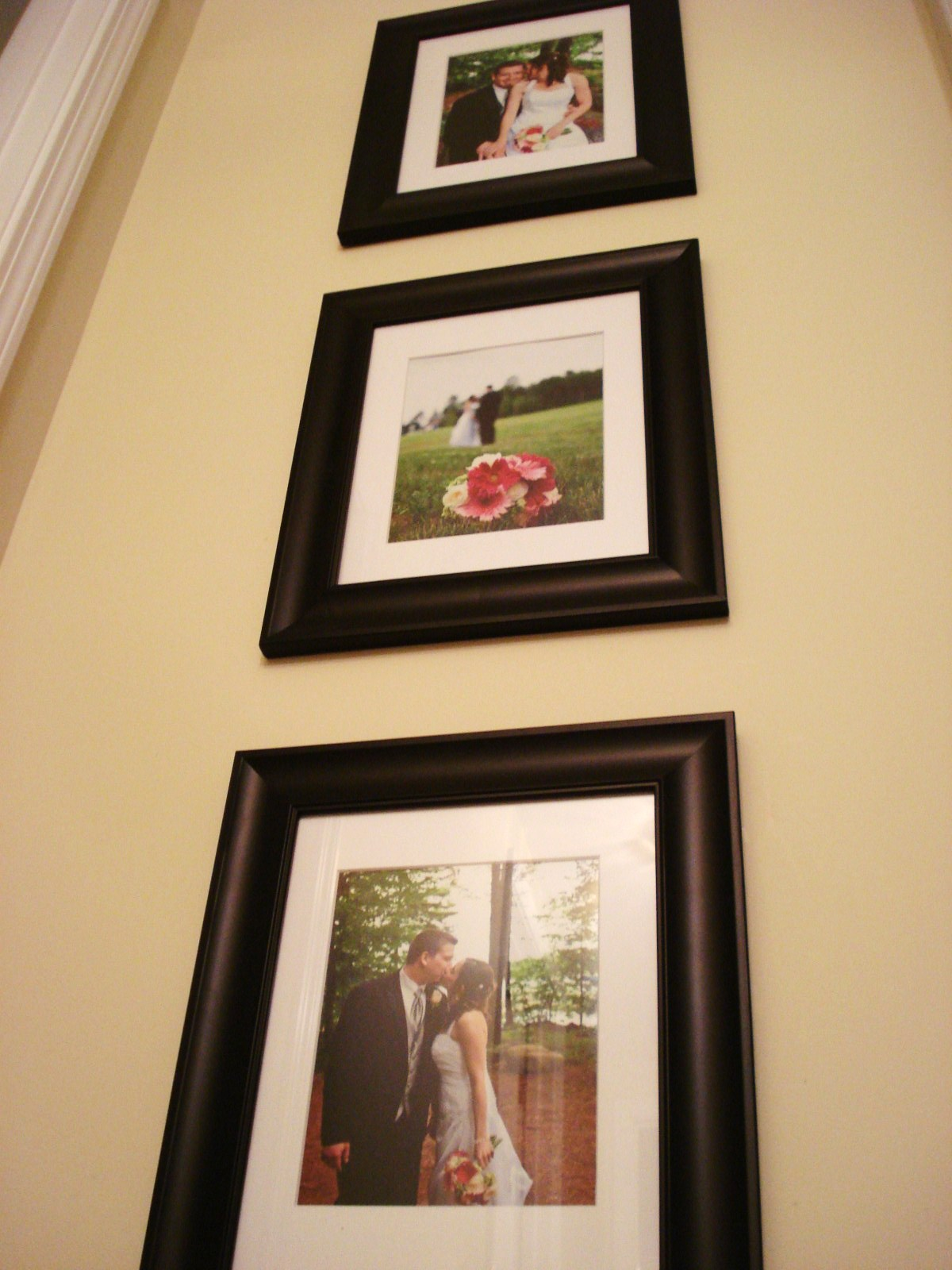 Is It Wrong That All The Wedding Photos We Display Are Just Of Two Us No Family Guests Maybe Really Vain