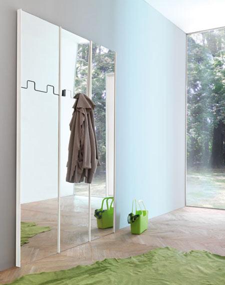 Algo sobre recibidores audrey de extrarradio for Espejos originales recibidor