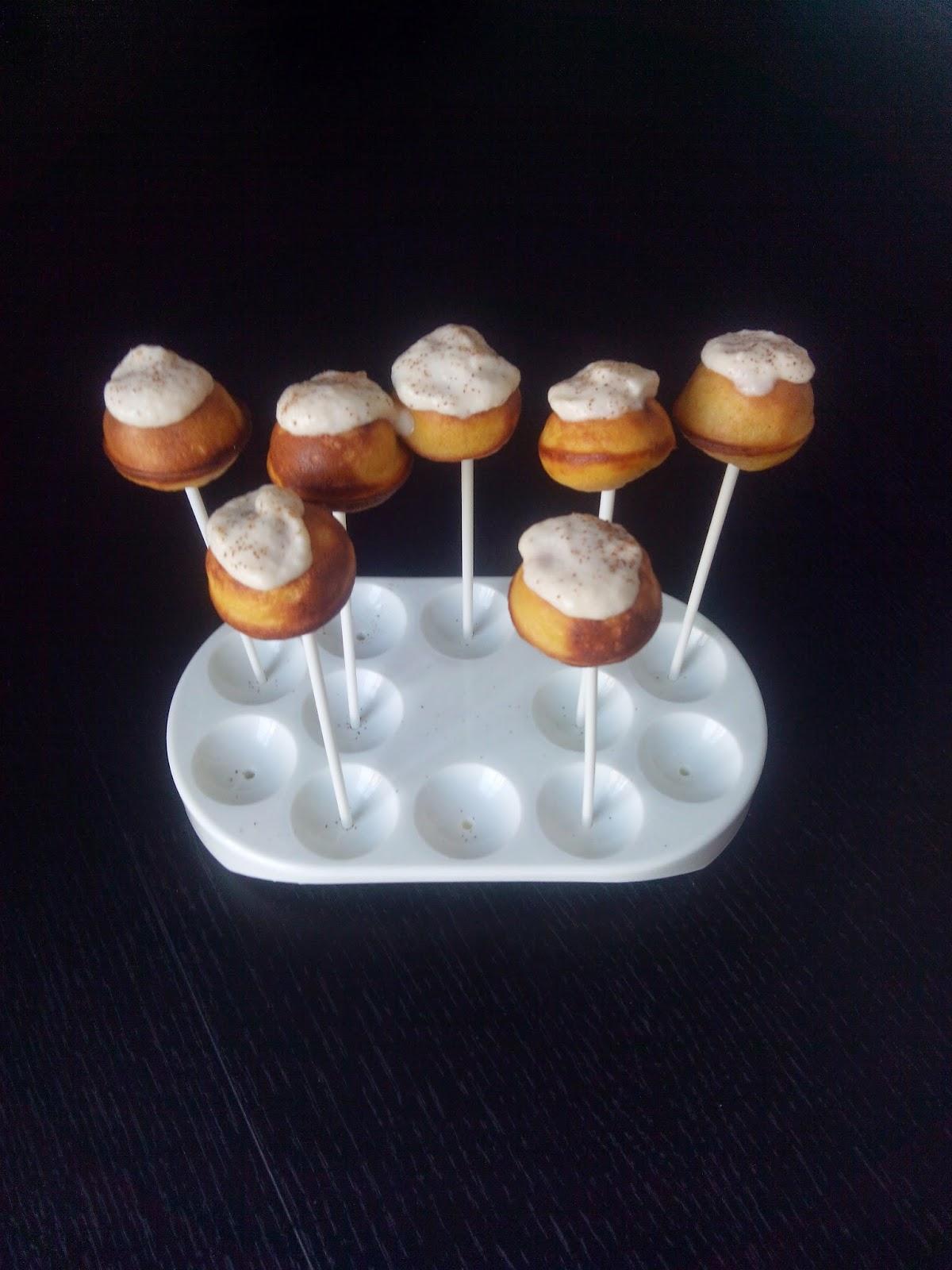La cocinita de cintia recetas infantiles blw cake pops for Cake pops cobertura