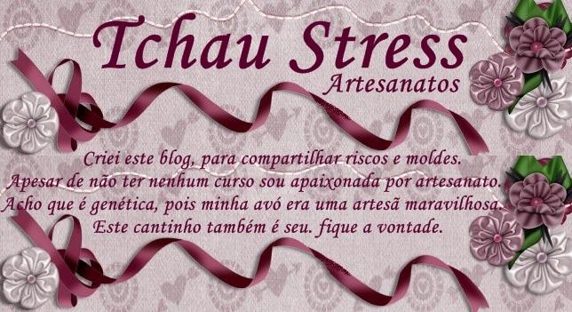 tchau stress artesanatos