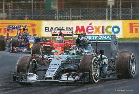 Nico Rosberg - McLaren Mercedes