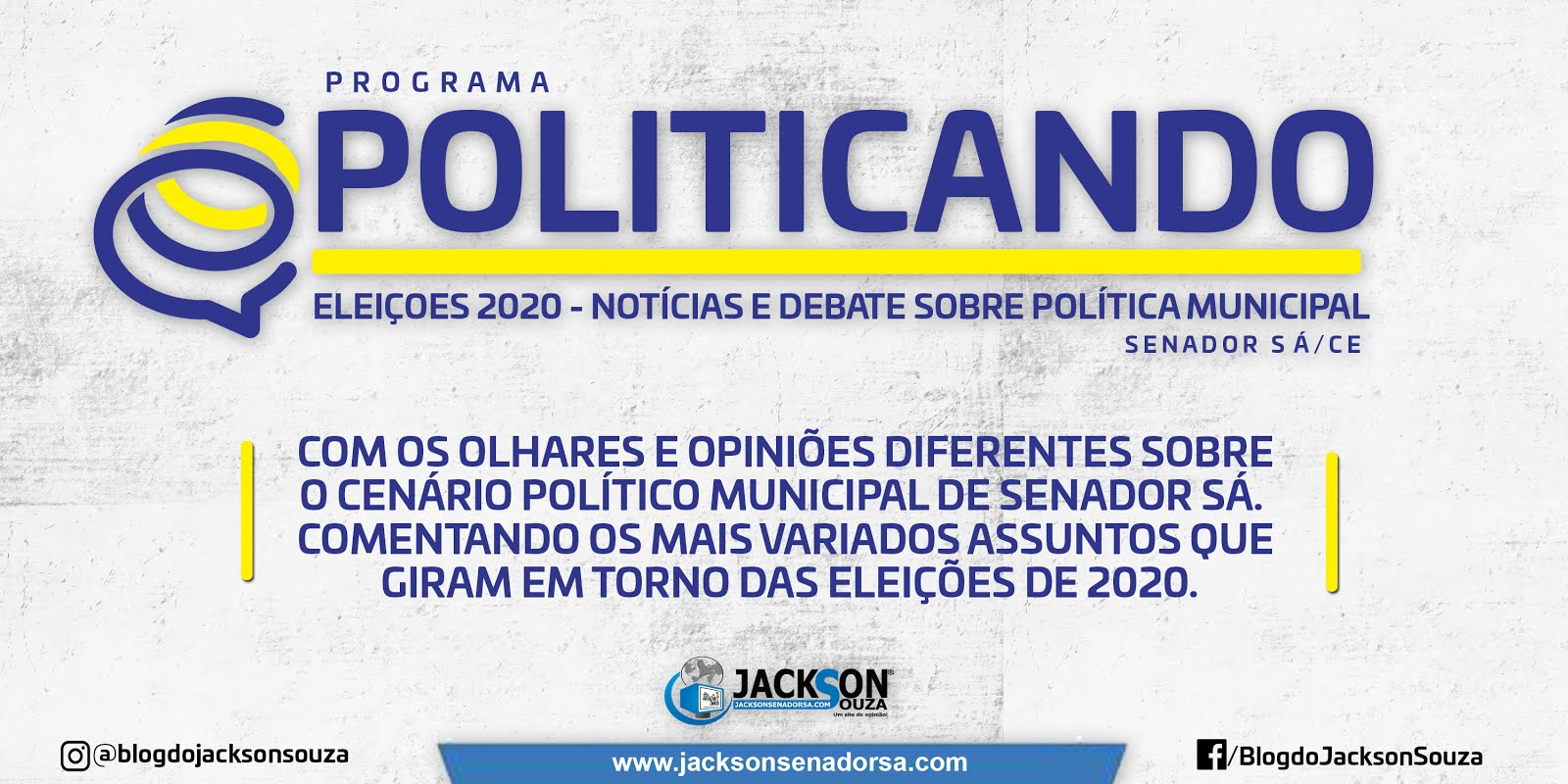 PROGRAMA POLITICANDO