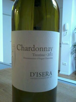Chardonnay d'Isera 2011
