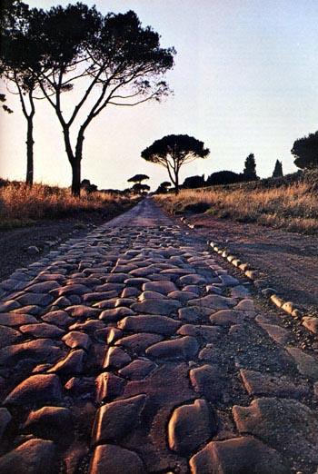Tramonto sull'Appia Antica - visite guidate Roma: 18/05/2013