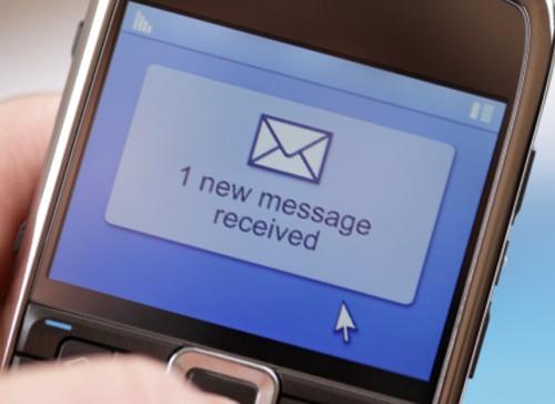 رسائل نصية SMS بدون تسجيل