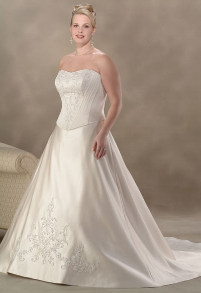 Alternative wedding cheap plus size wedding dresses for Wedding dress plus size cheap