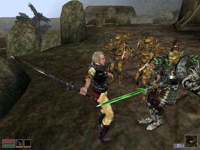 morrowind screenshot game pc