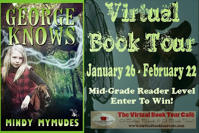 George Knows by Mindy Mymudes – Review + Giveaway