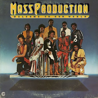 MASS PRODUCTION - WELCOME TO OUR WORLD (1976)