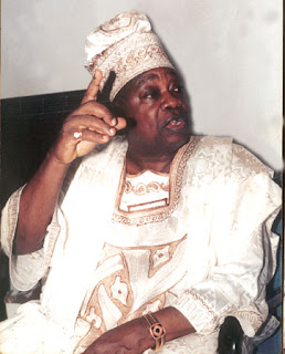 MKO Abiola the presumed winner of the 1993 presidential election. He died in detention