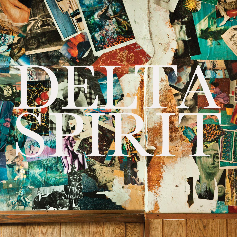 Delta Spirit Yamaha Album Cover