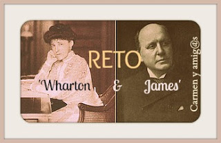 RETO WHARTON Y JAMES DE CARMEN Y AMIG@S