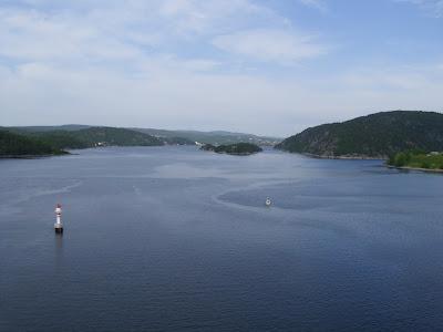 OSLOFIORD, OSLO, NORWAY
