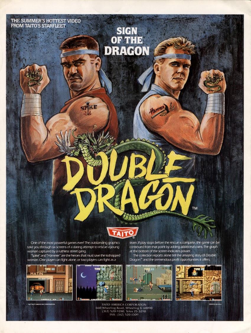 ... do Double Dragon