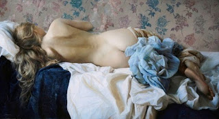 Imagenes Pinturas Oleo Mujeres Acostadas
