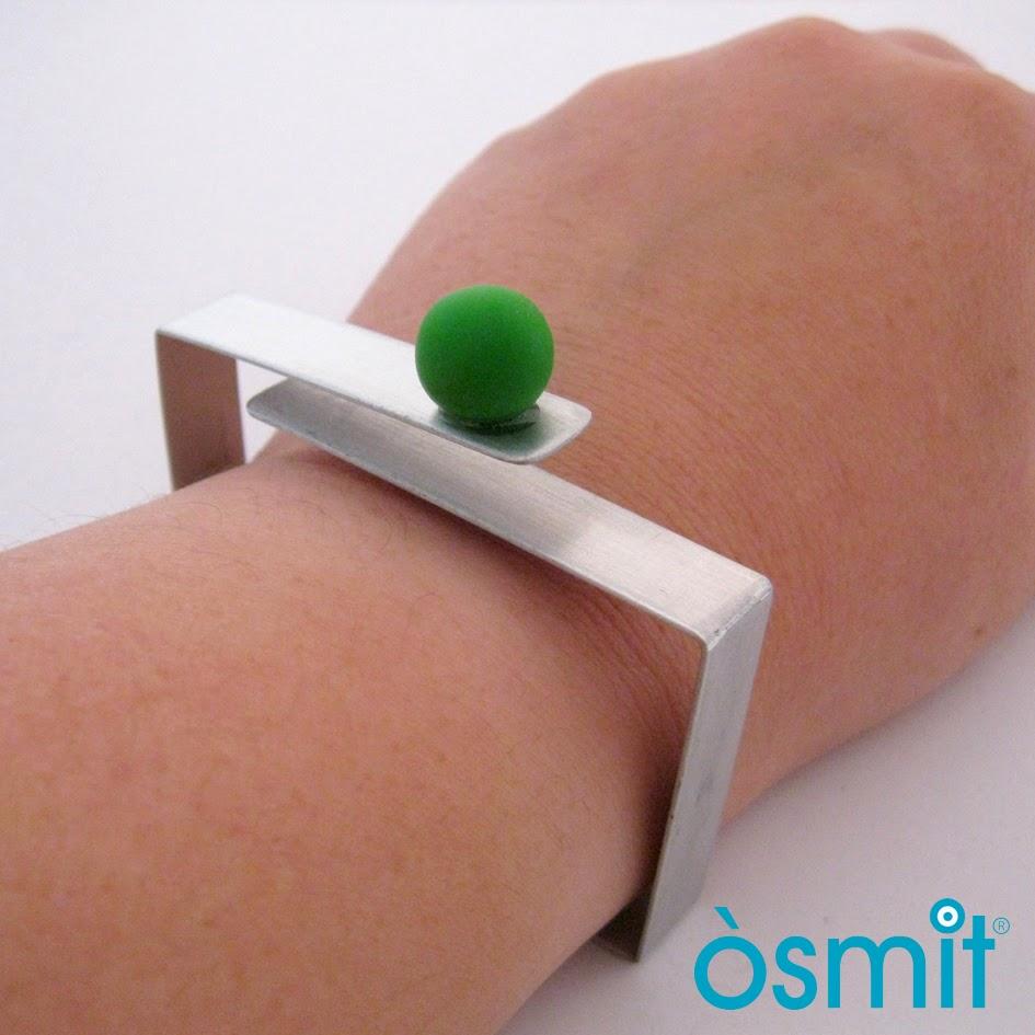 pulsera aluminio osmit