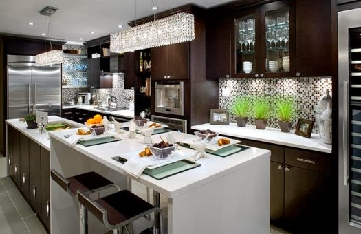 Candice olson kitchen design ideas modern decor home for Candice olson kitchen designs photos