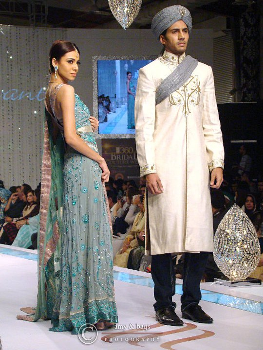 Lajwanti Bridal Dress Collection 2011