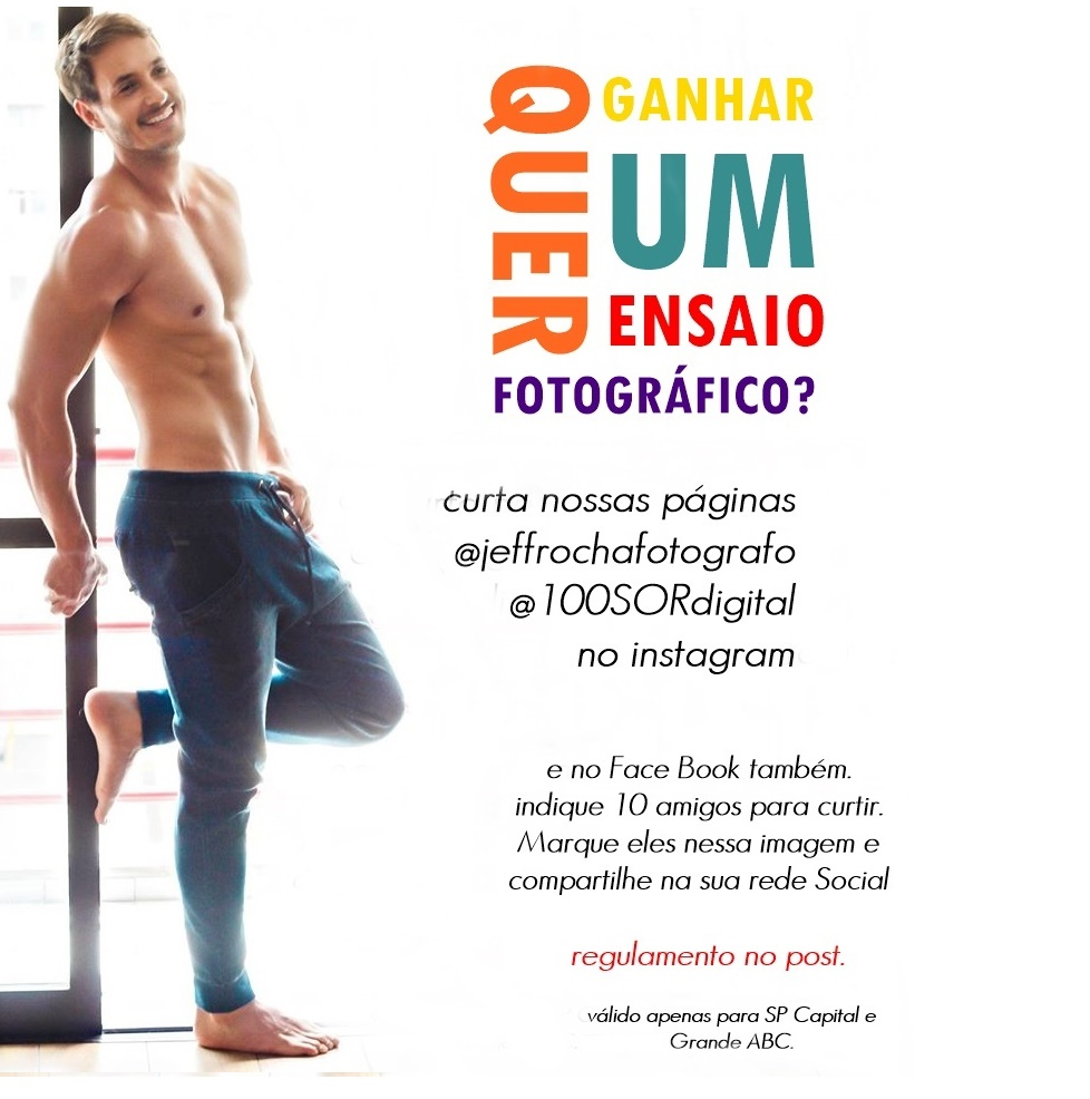 FAÇA JÁ SEU ENSAIO FOTOGRÁFICO PARA ENTRAR NO SITE BOOKAZUL