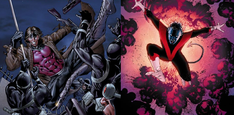 X Men Days Of Future Past Gambit Chris' Movie Corner: G...