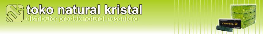 Toko Natural Crystal X