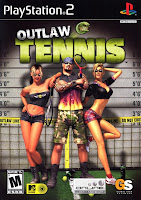 Outlaw Tennis – PS2