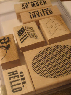 "fresh crafts blog: Stampin' Up ""oh, hello"" stamp set"