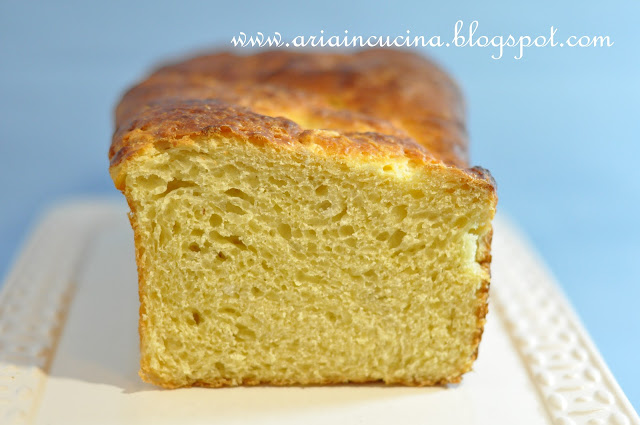 Blog di cucina di Aria: Pan brioche di Kamut senza impasto