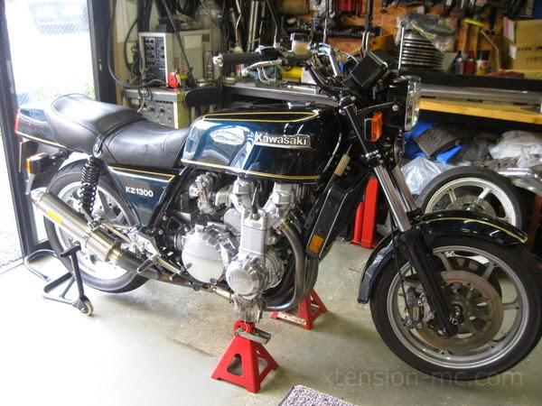 kawasaki KZ1300