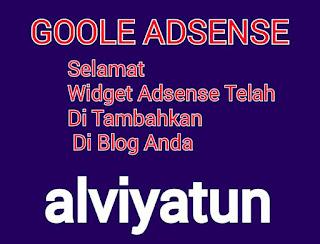 Tips Agar diterima AdSense 1