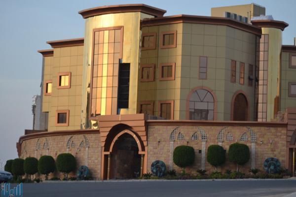 صور منزل اللاعب محمد نور