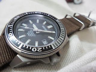 RM2700: Black Samurai Titanium (no box/bracelet)