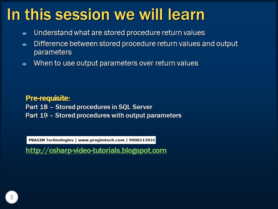 More SQL Server Solutions