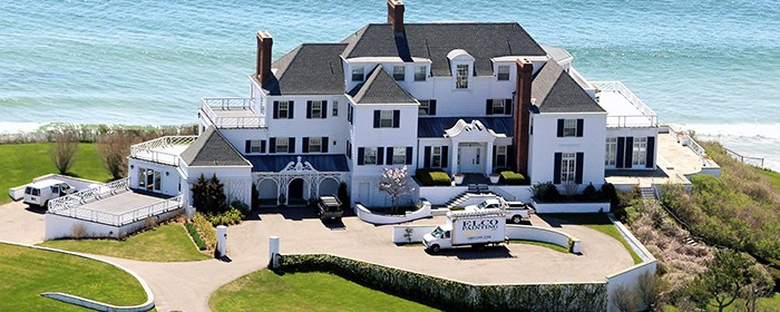 Most lavish celebrity Hamptons homes | Worldation