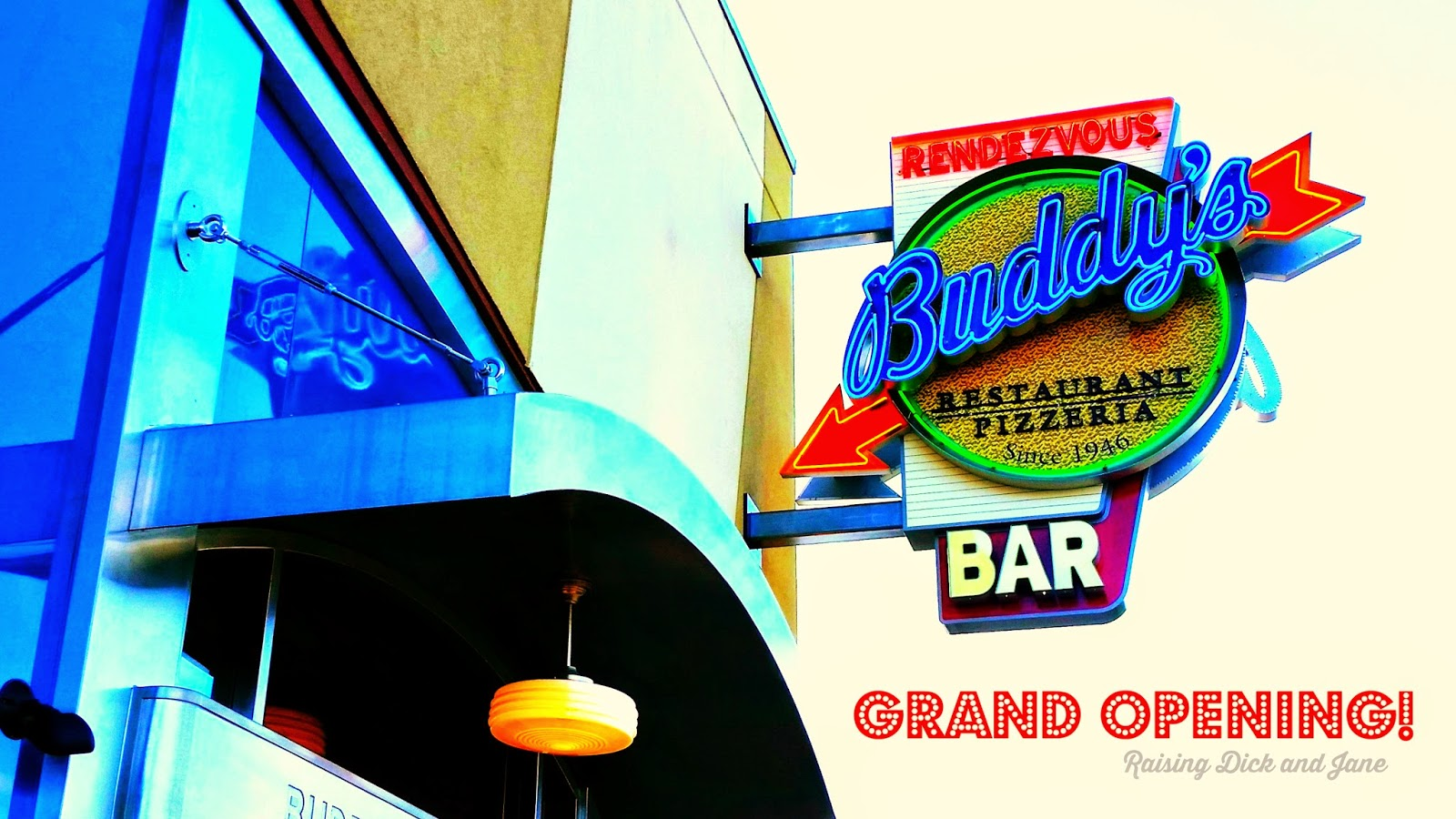 #buddysNovi Grand Opening of Buddy's Pizza in Novi Michigan