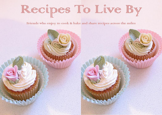 Recipes to Live By